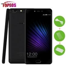 Leagoo T5 Android 7.0 5.5 дюймов FHD Смартфон 4 ГБ Оперативная память 64 ГБ Встроенная память MTK6750T Восьмиядерный 13MP двойной сзади Cam отпечатков пальцев 4 г мобильного телефона
