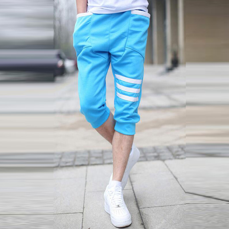 Popular European Men Capri Pants-Buy Cheap European Men Capri ...