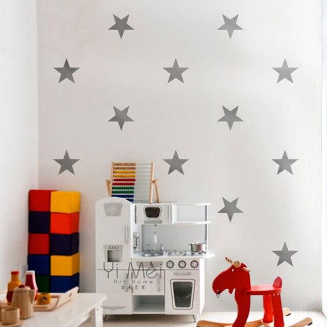 stars wallpaper nursery