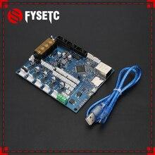 Neueste Version Geklont Duet 2 Maestro Erweiterte 32bit Motherboard Mit Verbunden Für 3D Drucker CNC Maschine