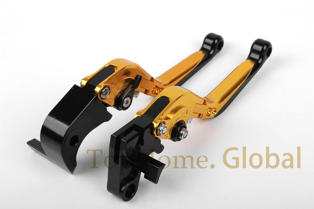 Hot Sale CNC Foldable&Extendable Brake Clutch Levers For Suzuki GSXR600 2006-2010 Motorcycle Accessories 2007 2008 2009