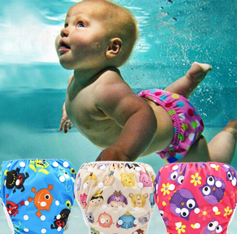 100% Vero 2018 Di Estate Del Bambino Pantaloncini Costumi Da Bagno Di Nuoto Tronco Di Nuotata Del Bambino Pannolini Riutilizzabili Per Bambini Ragazzi Costumi Da Bagno Infantile Del Bambino Della Ragazza Costumi Da Bagno