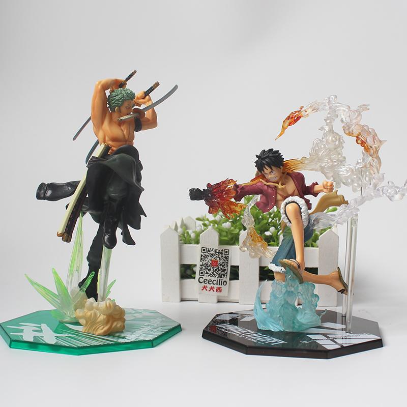 One Piece Figures Pop Zoro Luffy