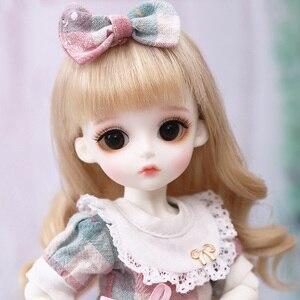 Image 4 - Lcc Macaron 1/6 Body Model Boys Girls Oueneifs High Quality Toys Free Eye Balls Fashion Shop