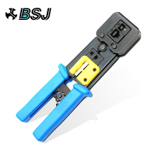 EZ rj45 crimper hand network tools pliers rj12 cat5 cat6 8p8c Cable Stripper pressing clamp tongs clip multi function