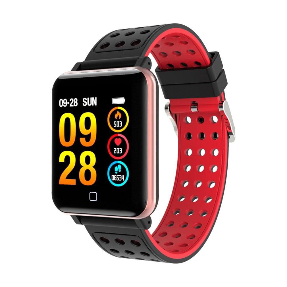 M19 Smart Watch Blood Pressure Blood Oxygen Heart Rate Monitor Fitness Tracker IP67 Waterproof Spoat Watches For MenM19 Smart Watch Blood Pressure Blood Oxygen Heart Rate Monitor Fitness Tracker IP67 Waterproof Spoat Watches For Men