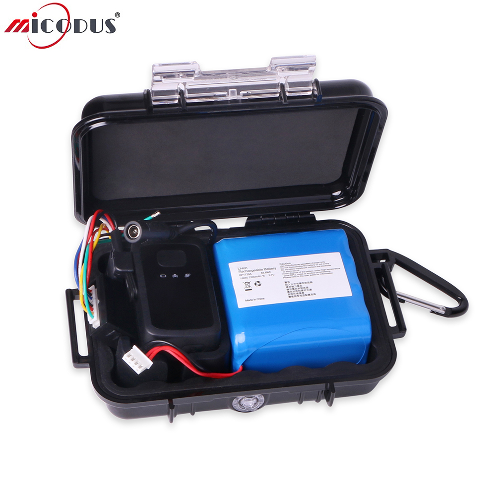 GL200EBK GL200 External Battery Kit For Queclink GL300 GL300VC GL300W GL3028W GPS Tracking Device Tracking Locator GPS