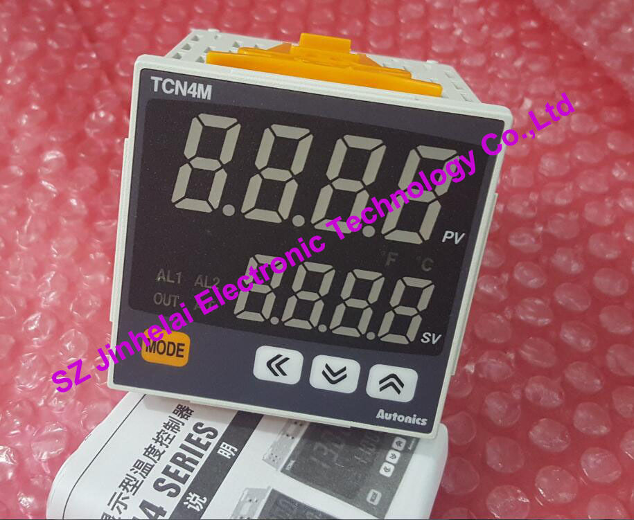 100% New and original  TCN4M-24R  AUTONICS  TEMPERATURE CONTROLLER  100-240VAC печатающая головка hp c9383a