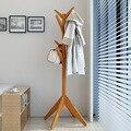 Sala de Mobiliário Móveis Para Casa de madeira sólida casaco Cabides racks design clássico hot new moda portátil 2016 35 cm * 35*176 cm