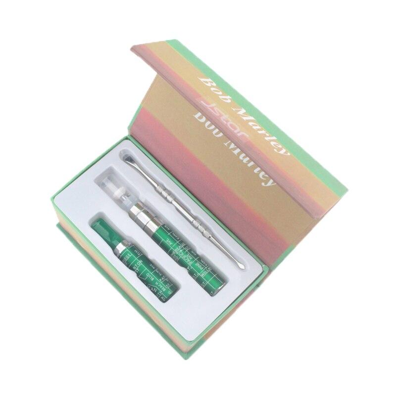 jstar snop Bobmarley Dry Herb Vaporizer E Cigarette Wax Pen Electronic Cigarette Same Configuration As dog Bob Vaporizer