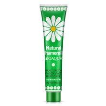 2Pcs BIOAQUA Chamomile Hand Cream Moisturizing Anti-chapping whitening cream