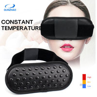 Warm heat Eye Mask Electric Heater Belt Stomach Warmer Compress Health Care Tablets Magnetic Therapy Neck Bandage Eye Warm Knee