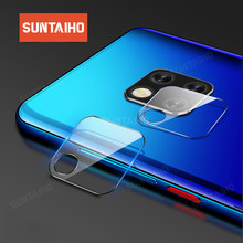 Suntaiho Back Camera Lens Tempered Glass for Huawei Nova 3E for Huawei P20 pro Mate10 lite honor 9i/9N 9H Protective Glass film(China)