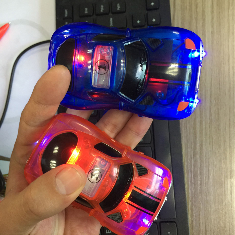 Glow tracks racing set with led light car mozeypictures Image collections