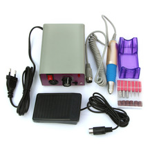 25000 RPM Pro Nail Drill Machine Electric Manicure Pedicure Polisher Nail Drill Tool Kit For Removing Acrylic Gel Nail