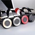 Colors Beat Headphones Bluetooth Earphones Over Ear Hi-Fi Stereo Wireless Headset With Mic Support Micro SD card FM function