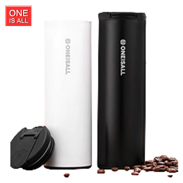 Stainless Steel 500ml Thermos Coffee Mug Water bottle Teacup Tea Glass Thermal Cups Thermocup Vacuum Flasks Insulated thermos