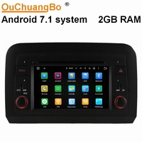 Ouchuangbo Android 7 1 Car Audio Gps Radio Multimedia For Fiat Croma 2005 2012 With 2GB