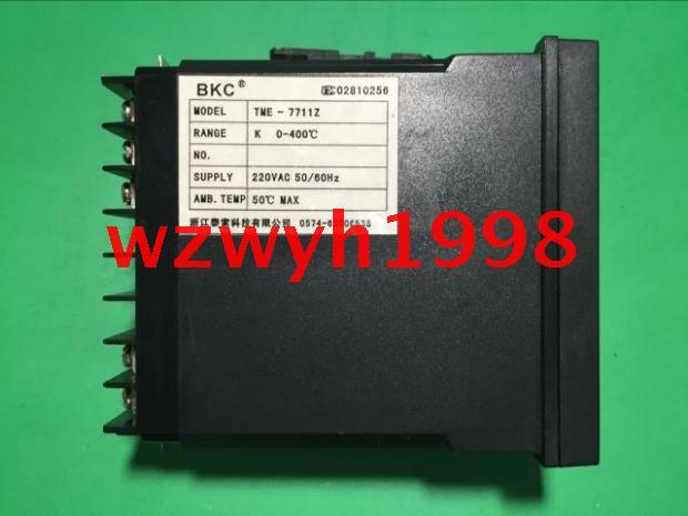 BKC TME7711Z intelligent temperature controller TME-7711Z SCR temperature controller    k type  0-400 bkc tme7711z intelligent temperature controller tme 7711z scr temperature controller k type 0 400