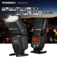 YONGNUO YN565EX III Flash Speedlite Wireless TTL Slave Flash Speedlite for Canon DSLR Camera w/GN58 High Speed Recycling System