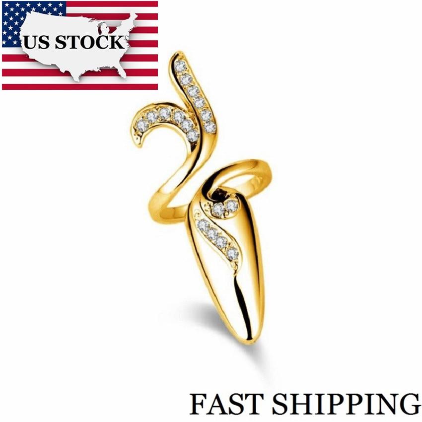US STOCK Uloveido Finger Nail ...