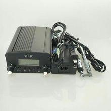 1 Вт/7 Вт ST-7C 76-108 МГц Стерео PLL FM передатчик радиостанции+ антенна+ блок питания+ кабель