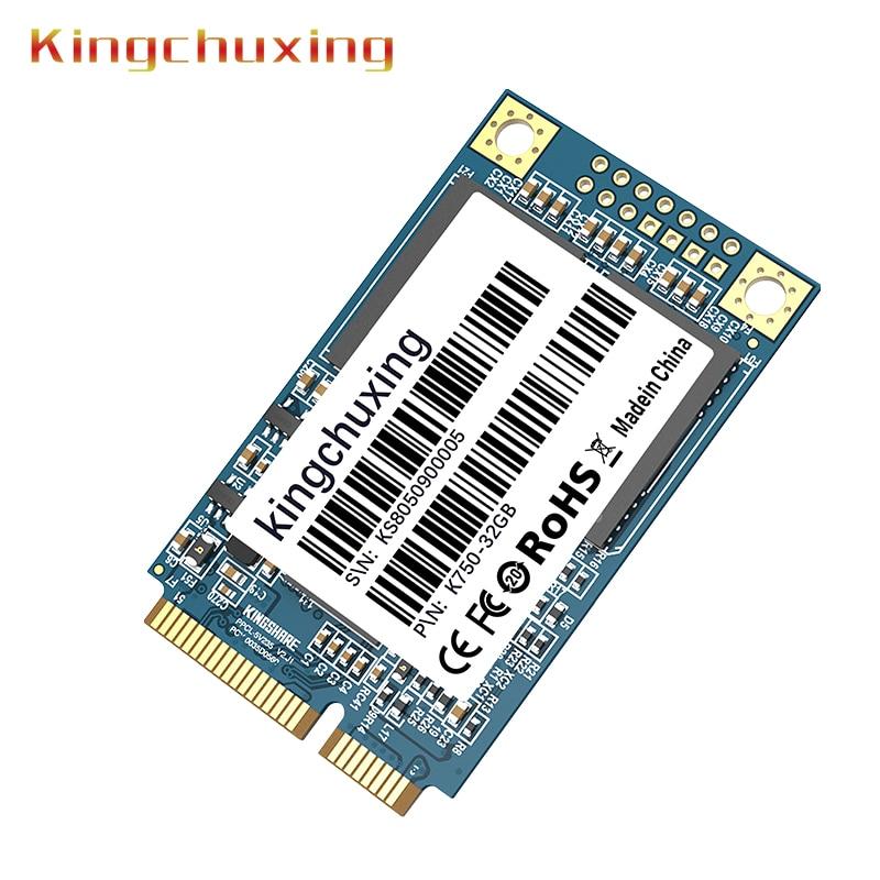 MSATA SSD Interface 1TB 500GB 512GB 256GB 1T Internal Solid State Hard Drive Disk Mini SATA For Laptop Desktop Kingchuxing Speed