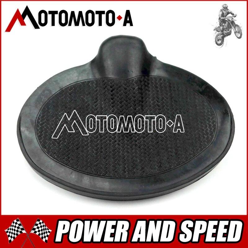 CJK750 Moto Siège de Couverture En Caoutchouc Pour Dnepr Ural Moto M72 CJ-K750 Moto Pièces