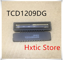 NEW 1PCS/LOT TCD1209DG TCD1209 CDIP22  IC