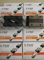 original taiwan PMI guide MSA25LA P block bearing and guideway