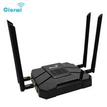 Routeur double bande wi fi 4g lte avec usb 802.11AC, CSW WR246 mb/s, avec fente pour carte sim, gigabit, longue portée, pour bureau, 1200