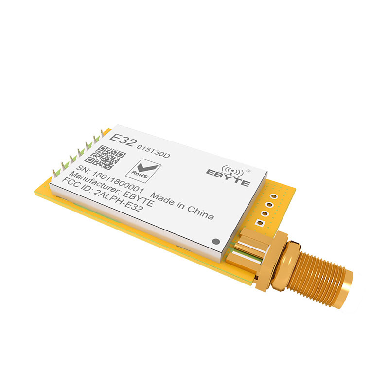 Image 4 - LoRa SX1278 SX1276 TCXO 915MHz Wireless rf Module E32 915T30D ebyte Long Range Wireless Transceiver iot Transmitter Receiver-in Fixed Wireless Terminals from Cellphones & Telecommunications