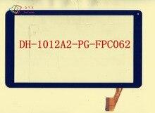 10.1 pulgadas de pantalla táctil Capacitiva del panel de cristal digitalizador del sensor para Digma Optima 10.7 TT1007AW 10.8 TS1008AW 3G Tablet PC