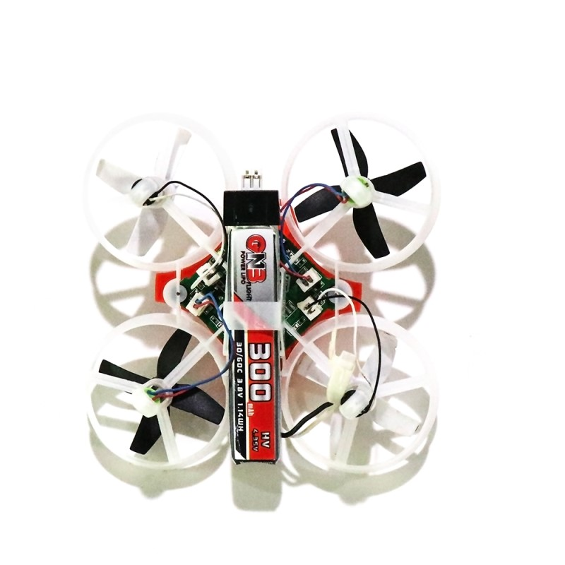 Image 5 - 5PCS GAONENG 300mAh 3.8V 30C/60C LiHV Lipo battery PH2.0 Plug for Eachine UK65 US65 Blade Inductrix BetaFPV 65S URUAV UR65 Drone-in Parts & Accessories from Toys & Hobbies