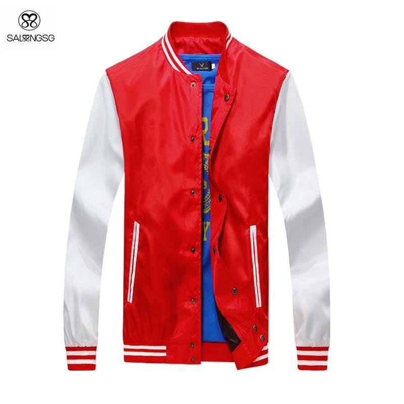 Aliexpress.com : Buy Mens Varsity Jackets College Coats ...
