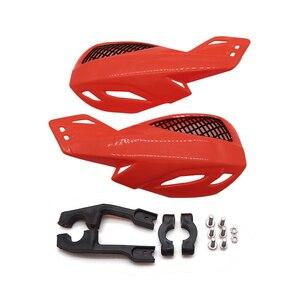 "Image 2 - Universal de 7/8 ""22mm moto manillar de motocross protección para manija para YAMAHA MT07 MT 07 FZ 07 Tracer 700 2014 2018 Kawasaki"
