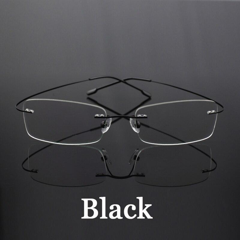 2017 məşhur dizayner titan çevik gözlüklər Presbyopik - Geyim aksesuarları - Fotoqrafiya 3