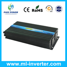Solar Inverter 2500W DC 24V to AC 220V Pure Sine Wave Power Inverter Off Grid 800w grid tie micro inverter for 18v solar panel or 24v battery 10 5 28v dc to ac 110v 220v pure sine wave solar inverter