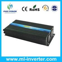 Solar Inverter 2500W DC 24V to AC 220V Pure Sine Wave Power Inverter Off Grid
