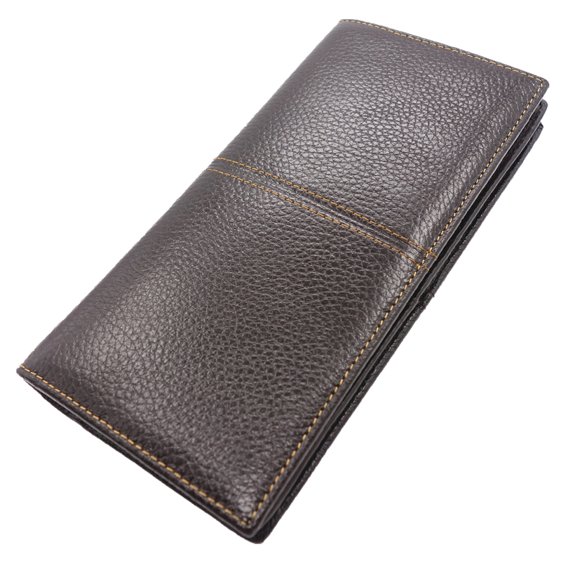 Hot Sell wallet men slim Soft Real Genuine Cowhide Leather Bifold Clutch Wallets Purses Coin Pouch ID Credit Cards Holder bifold men wallet ultra slim canvas wallets short men purses credit id card holder pouch dollar pocket bag brand wallet for men