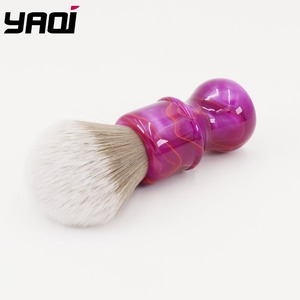 Image 2 - Yaqi chianti의 24mm 합성 헤어 쉐이빙 브러쉬