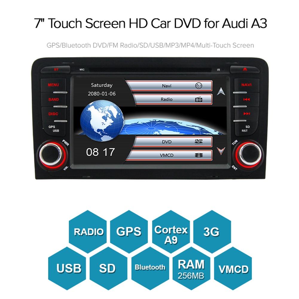A-Sure 2 Din Car Radio DVD GPS- ը նստած էր մեքենայի - Ավտոմեքենաների էլեկտրոնիկա - Լուսանկար 2