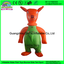 2016 promotion inflatable rabbit/inflatable animal/inflatable cartoon for sale