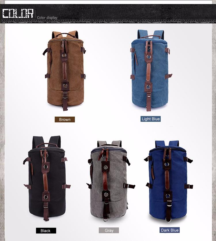 Travel Duffel Bag (20)
