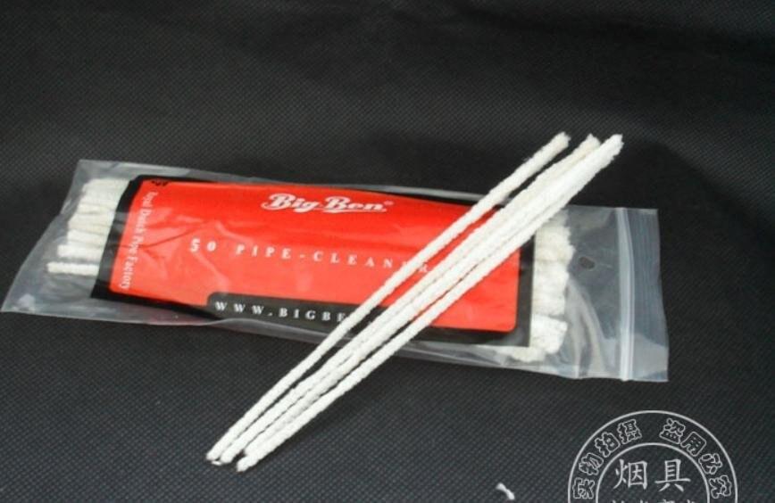 Бесплатная Доставка 100 палочки/много курить Интимные Аксессуары Чистящие Средства Для курительная трубка Интимные аксессуары