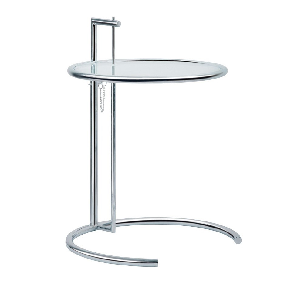 Free Shipping Side Table With Tempered Gl Top End
