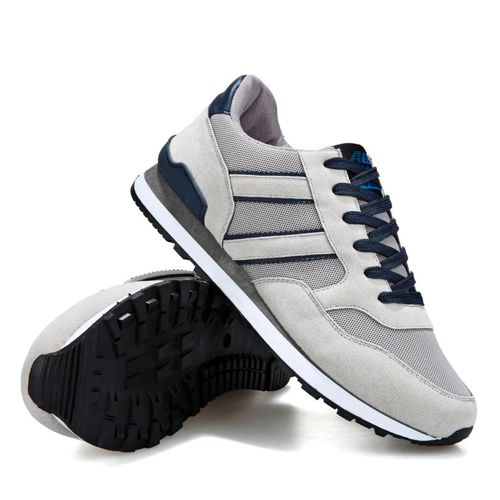 2019 Fashion Autumn Mesh Sneakers Men New Casual Shoes Men Comfortable Fashion Masculino Adulto Sneakers