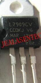 50PCS L7909CV L7909 7909 Negative-Voltage Regulators