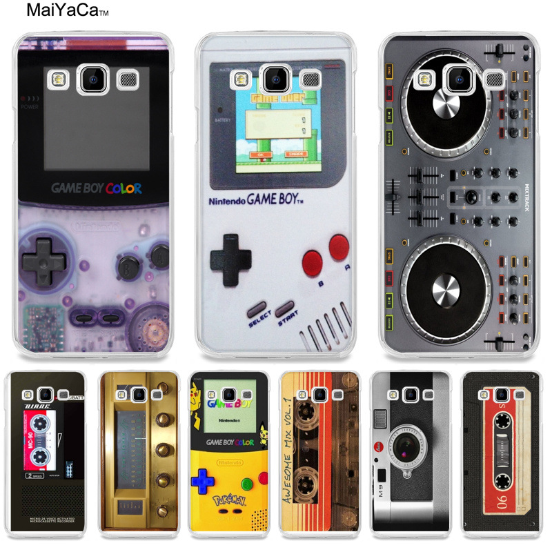 Phone Bags & Cases Brilliant Maiyaca Magnetic Tape Bag Camera Mixtape Novelty Fundas Phone Case Cover For Samsung A510 A3 A7 A8 A9 Note 4 Note3 Case Funda
