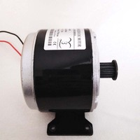 250w Dc 24v / high speed brush motor ,brush motor for electric tricycle , DC brushed motor, Electric Scooter motor, MY1016
